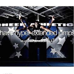 Want so bad! #cheer #jumps