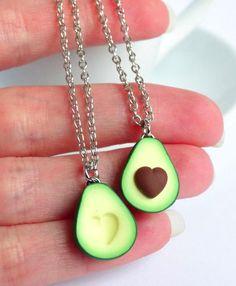 Green avocado friendship on Spoiled Online
