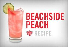 - 1.5 fl oz SMIRNOFF® Peach Flavored Vodka  - 1.5 fl oz Pineapple Juice  - 1.5 fl oz cranberry juice cocktail  - 0.25 fl oz fresh lime juice  - 2 fl oz Ginger Ale    Combine the first 4 ingredients in an ice filled shaker. Shake well. Strain into an ice filled collins glass. Top with the ginger ale. Garnish with a lime wheel and/or peach slice.