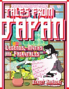 Tales from Japan Japanese Mythology, Folk, Comic Books, Comics, Comic Strips, Forks, Comic Book, Folk Music, Cartoons