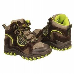 OSHKOSH B'GOSH Kids' Creston Tod/Pre OshKosh B'Gosh. $30.40. synthetic. Whole sizes only, half sizes order next size up. Luggy TPR outsole. Synthetic upper with lace closure. He'll be ready for any adventure in this sturdy little hiking boot. manmade sole