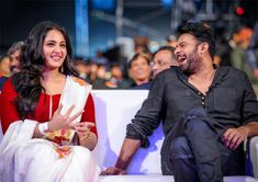 5 pictures of Baahubali 2 stars Anushka Shetty and Prabhas that will make you wish they were dating for real! #FansnStars
