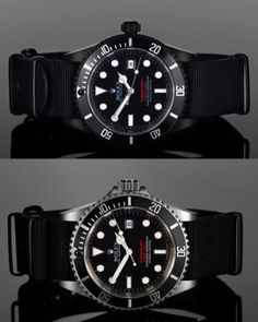 rolex submariner x bamford and sons