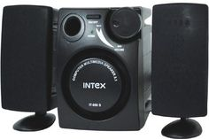 #Intex IT-880 S OS Wired #Laptop Speakers. Intex IT 880s 2.1 is a pleasant pair of Channel Stereo Speakers. Intex is known to get something latest on the table and they have managed the same with these speakers too. http://www.shopping-offers.in/electronics/home-theater-deals/intex-it-880-s-os-wired-laptop-speakers/