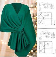 Fashion Sewing, Diy Fashion, Ideias Fashion, Fashion Dresses, Sewing Clothes, Diy Clothes, Clothes For Women, Dress Sewing Patterns, Clothing Patterns