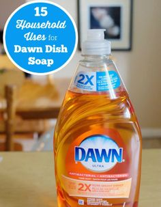 1000 Images About Dawn Dish Soap Uses On Pinterest