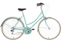 Metropole vintage-style women's bike by Bobbin Bicycles
