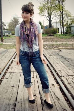 Love outfit...casual spring