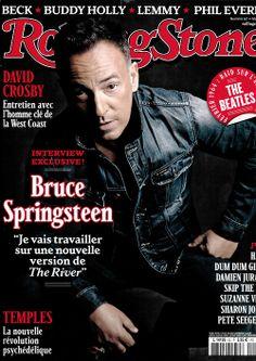 Bruce Springsteen   Rolling Stone, mars 2014