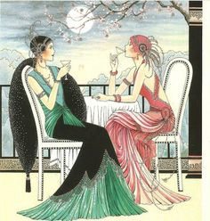 Image detail for -Art deco became popular from the 1920s to the 1940s. This famous art ...