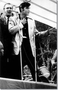 Elvis Presley Tacoma, WA. Lincoln Bowl (Matinee Show) September 1, 1957