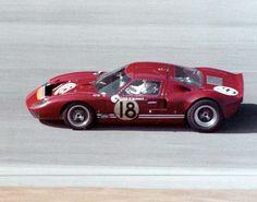 1970 Daytona Ford GT