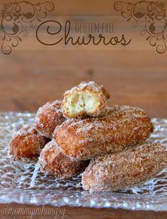 MIH Recipe Blog: Gluten Free Churros