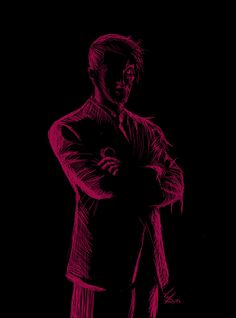 Harvey Dent - Twoface by *lalesco7 on deviantART