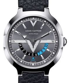 """Louis Vuitton Voyager GMT Watch - by Ariel Adams - Learn more about this one at: aBlogtoWatch.com """"The LVMH group that owns Louis Vuitton also owns a series of watch makers such as TAG Heuer, Bulgari, Zenith, and Hublot. It is arguable that Louis Vuitton as a brand doesn't need to also make watches - but they do, and for the most part, they are very nicely done..."""""""