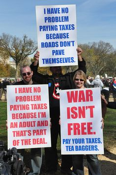 Pay your taxes!