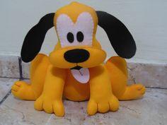 Pluto de feltro