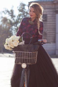 The Alberta Ferretti dreamy skirt - The Fashion Fruit