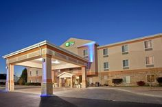 Holiday inn express and suites liberal  ad Euro 0.00 in #Hrs #Hotel