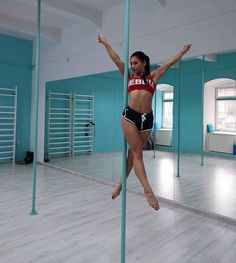 @kasiabielecka_ works magic on the pole EVERY TIME. #AerialNation ✨ Posted by AN Creator @NikkiStJohn _ For more pole dance pics, follow our sister page @PoleDanceNation _ FOLLOW @PoleDanceNation ✨ FOLLOW @PoleDanceNation ✨ FOLLOW @PoleDanceNation ✨