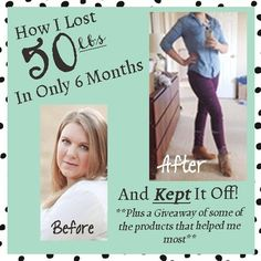 How I Lost 50Lbs