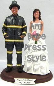 Customizable cake toppers! So cool