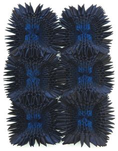 Sculptural Textiles by Jessica Preston