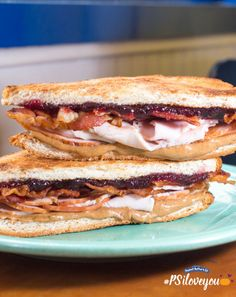 We're proud to announce the two latest seasonal additions to our Sandwich Shop menu: the Pumpkin Spice Gobbler Sandwich (Pumpkin Spice PB, turkey slices, cranberry jam, and optional bacon) and the Pumpkin Spice Peanut Butter Fluffernutter (Pumpkin Spice PB, marshmallow fluff, and graham cracker pieces)!