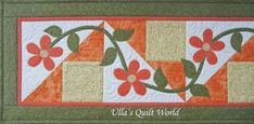 Quilting Blogs - What are quilters
