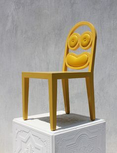Here's What Homer Simpson Looks Like, As A Chair | Co.Design: business + innovation + design
