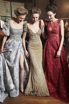 Tony Ward Spring 2017 Couture Fashion Show Details - The Impression Tony Ward, Bridesmaid Dresses, Prom Dresses, Formal Dresses, Wedding Dresses, Jw Moda, Couture Fashion, Fashion Show, Fashion Fashion