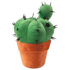 IKEA - HEMMAHOS, Pluchen speelgoed, , Een eigen plant die nooit verlept - perfect voor de kinderkamer. En ook al ziet hij er wat stekelig uit, hij is heerlijk zacht om te knuffelen.