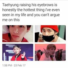 Anything he does is the hottest thing I've ever seen in my life. And I do mean anything *cough VHope kiss cough*