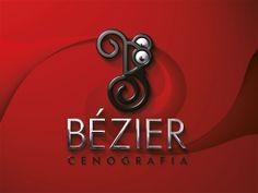 Logotipo criado pela Ópera para a Bézier Cenografia de São Paulo | SP.