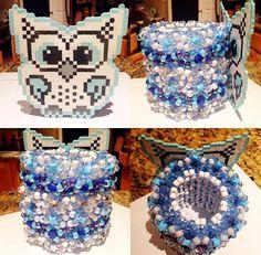 owlie epic kandi cuff!! by jakeryanduh  #WhiteWonderland