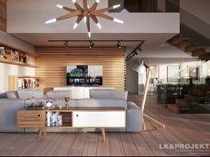 Lk&1300 - http://lk-projekt.pl/lkand1300-produkt-9618.html #project #houseproject #house #modern #architecture #polisharchitecture #homesweethome #singlefamilyhouse #exterior #build #dreamhome #dreamhouse #design #villa #residence