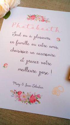 Poster explanation photobooth sign manual accessory phototobooth photobooth wedding photo corner - New Pin Diy Wedding Flowers, Diy Flowers, Wedding Venues, Wedding Photos, Wedding Day, Photo Corners, Just Married, Wedding Stationery, Wedding Accessories