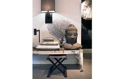 Exotismo, equilibrio y simpleza en distintos espacios decorados con aires asiáticos