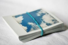 Polaroids of the sky