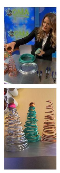 GMA Improve This Bonus!  Sabrina Soto teaches you how to make wire trees!  Check it out: http://abcn.ws/1GcJJvL