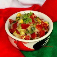 Pico de Gallo Mexican Salsa Fresca