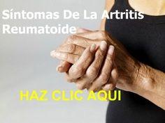 Síntomas De La Artritis Reumatoide La artritis reumatoide puede afectar a cualquier articulación. Pero los estudios informan de que comienza a partir de las articulaciones más pequeñas, como las articulaciones de los dedos.