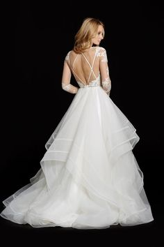 Style 6556 Elysia Back View