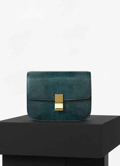 Medium Classic Bag in Lizard - セリーヌについて
