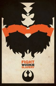 Fight Wookie Slavery photo by Steve Squall