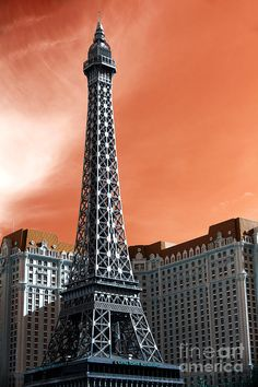 Paris Casino Pop Art by John Rizzuto Paris Casino, Pop Art, Las Vegas, Photograph, Tower, Art Prints, Travel, Photography, Art Impressions