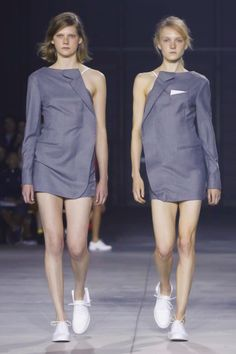 Jacquemus Fashion Show, Ready to Wear Collection Spring Summer 2016 in Paris