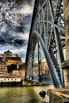 D. Luis bridge, Porto