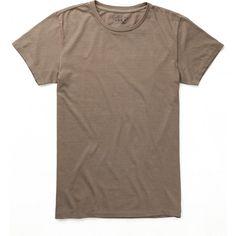 Rrl & Co. Cotton Jersey Crewneck T-Shirt as seen on David Beckham