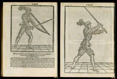 https://flic.kr/p/53nSaS | L'arte de l'Armi by Achille Marozzo, 1536 d…